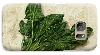Spinach Galaxy S7 Cases