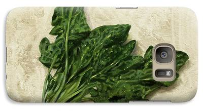 Spinach Galaxy Cases