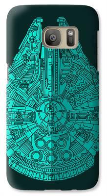 Falcon Galaxy S7 Cases