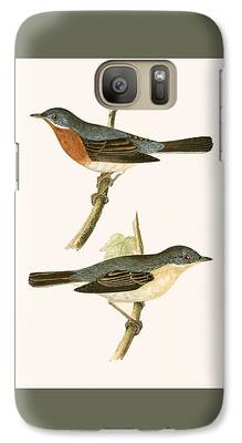 Warbler Galaxy S7 Cases
