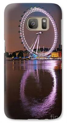 London Eye Galaxy Cases