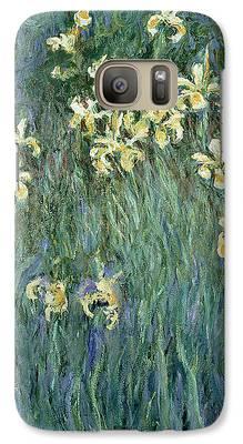 Irises Galaxy S7 Cases
