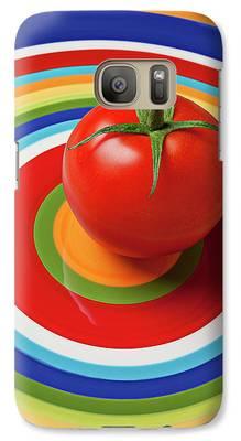 Tomato Galaxy S7 Cases