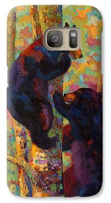 Black Bear Galaxy S7 Cases