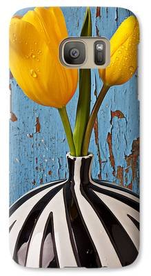 Floral Galaxy S7 Cases