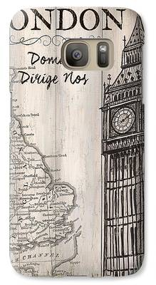 London Galaxy S7 Cases