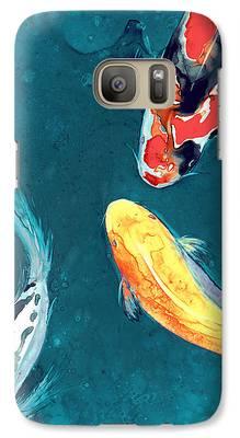Koi Galaxy S7 Cases