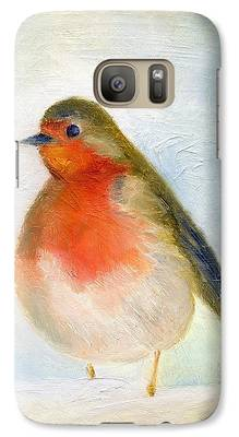Robin Galaxy S7 Cases