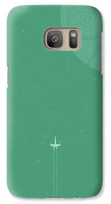 Space Ships Galaxy S7 Cases