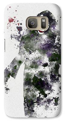 Heath Ledger Galaxy S7 Cases