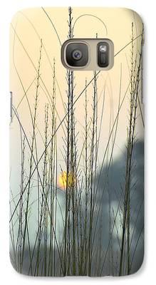 Grass Galaxy S7 Cases