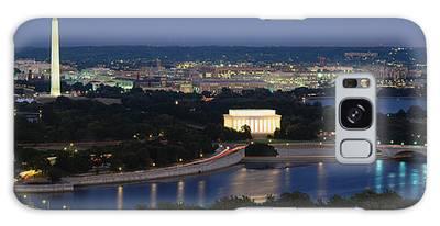 Washington Monument Galaxy Cases