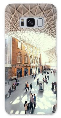Kings Cross Station London Galaxy Case