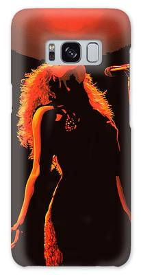 Shakira Galaxy Cases