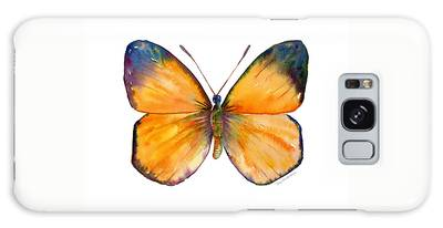 19 Delias Anuna Butterfly Galaxy Case