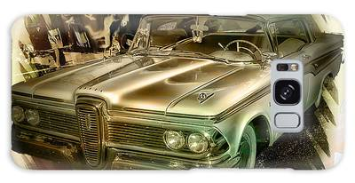 Galaxy Case featuring the photograph 1959 Edsel by Ericamaxine Price
