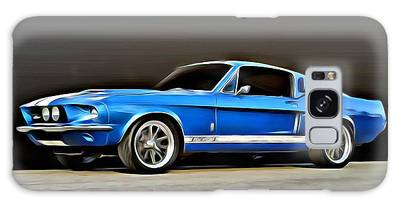 1967 Shelby Mustang Gt500 Galaxy Case