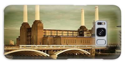 Battersea Power Station London Galaxy Case