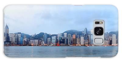 Hong Kong Morning Galaxy Case