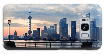 Shanghai Morning Galaxy Case