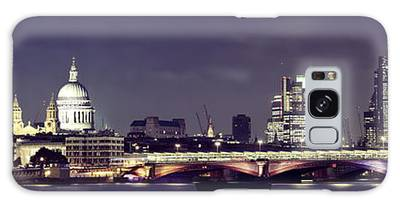 London Night Galaxy Case