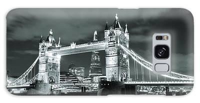 Tower Bridge London Galaxy Case