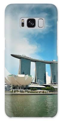 Marina Bay Sands Galaxy Case
