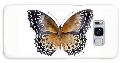 77 Cethosia Butterfly Galaxy Case
