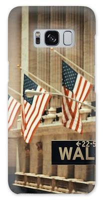 Wall Street Galaxy Case