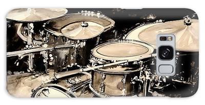 Drum Set Galaxy Cases