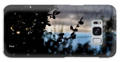 Abstract Window View Galaxy Case