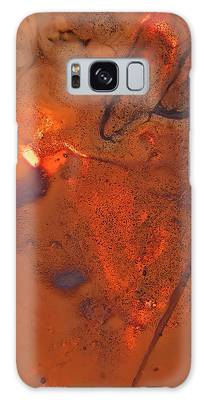 Afterglow Galaxy Case