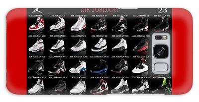 Air Jordan I Galaxy S8 Cases