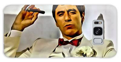 Al Pacino Galaxy Case