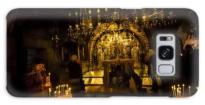 Altar Of The Crucifixion Galaxy Case