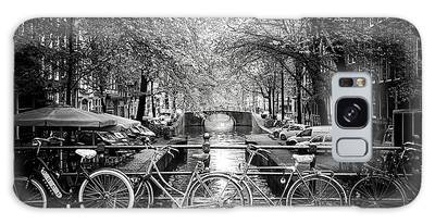 Galaxy Case featuring the photograph Amsterdam  by Ryan Wyckoff
