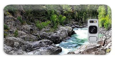 Animas River Galaxy Case