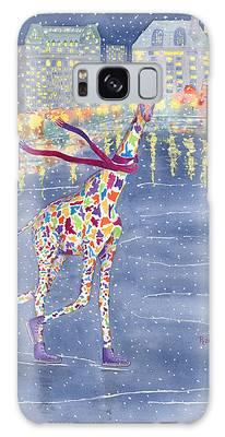 Giraffe Galaxy S8 Cases