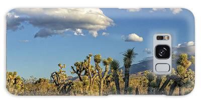 Antelope Valley Joshua Trees 2 Galaxy Case