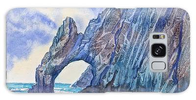 Arch At Cabo Galaxy Case