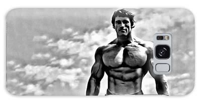 Arnold Schwarzenegger Galaxy Case