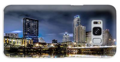 Austin Skyline Hdr Galaxy Case