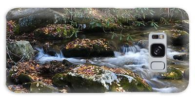 Autumn Stream Galaxy Case