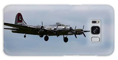 B-17 Yankee Lady Galaxy Case