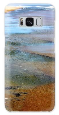 Beach Colors Galaxy Case