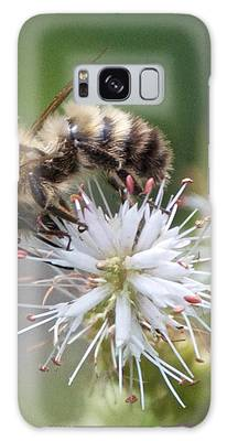 Bee At Work Galaxy Case