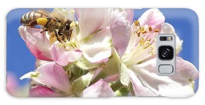 Bee Thankful Galaxy Case