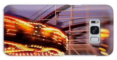 Did I Dream It Belmont Park Rollercoaster Galaxy Case