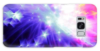 Blinded By The Light Galaxy Case