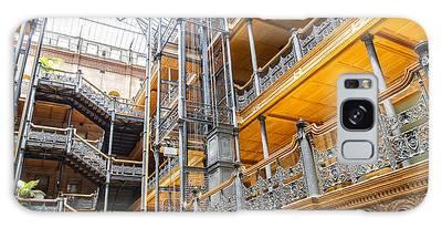 Bradbury Building Interior Galaxy Case
